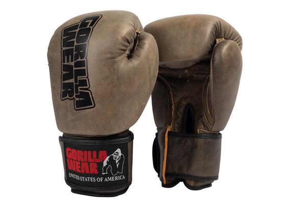 Korting Gorilla Wear Boxing Gloves Yeso | Leer