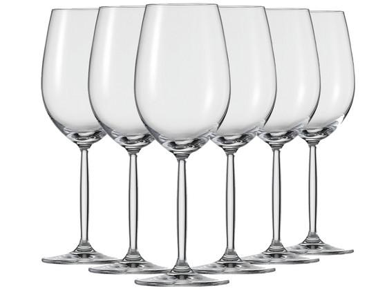 Korting 6x Schott Zwiesel Wittewijnglas
