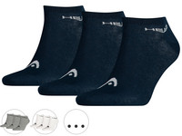 15x HEAD Basic Sneakersocken