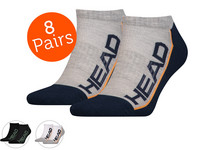 8x HEAD Performance Sneakersocken