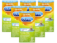 72x Durex Tickle Me | THT 06/2023
