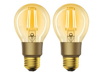 2x Woox Filament Smart LED Lamp