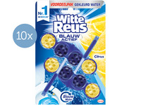 10x kostka White Giant Blue Active Citrus