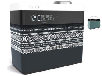 Pure Pop Maxi DAB+ BT Radio