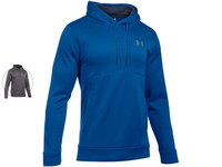 UA Icon Solid PO Hoodie | Heren