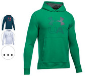 UA Fleece Graphic Hoodie | Heren