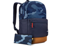 Commence Rucksack | Camo/Orange | 24 l