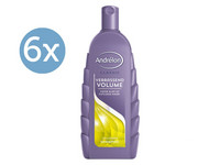 6x Andrelon Shampoo Surprising Volume