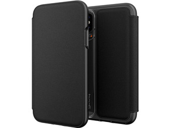 D3O Oxford Leren iPhone XR/XS/XS Max Hoesje