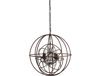 Light & Living Pendelleuchte Engelier