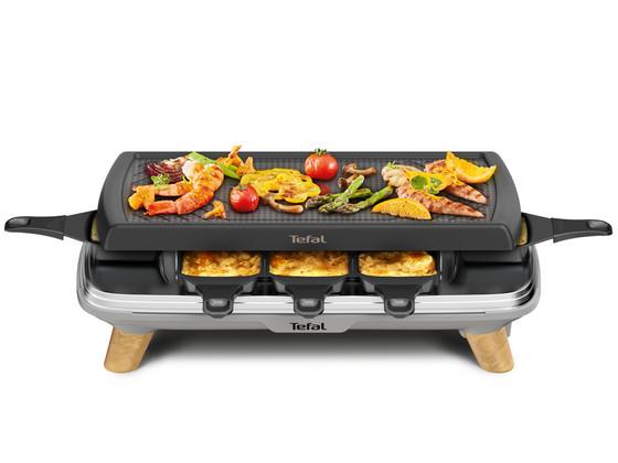 Korting Tefal Raclette Gourmet 3 in 1