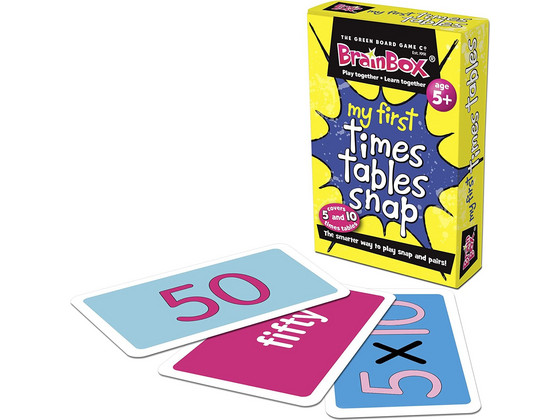 Korting My First Times Tables Snap Kaartspel