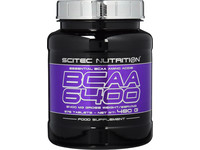 375x tabletka Scitec Nutition BCAA 6400