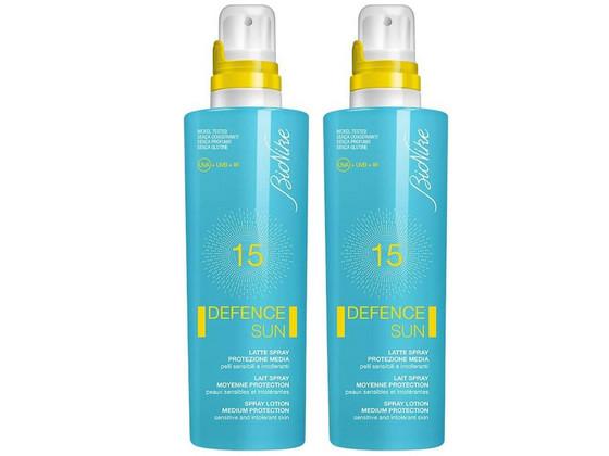 Korting 2x Bionike Zonnemelk Spray | 125 ml