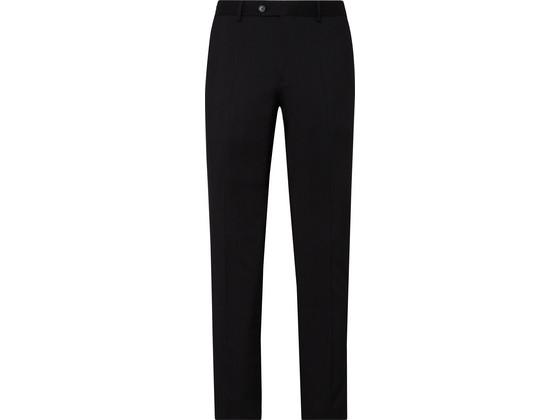 Korting Van Gils Bull Split Pantalon | Zwart
