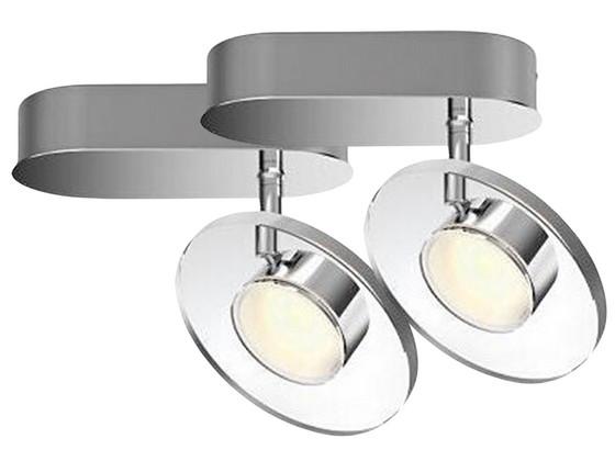 Korting 2x Philips Glissette Spotlamp | 4.5 W