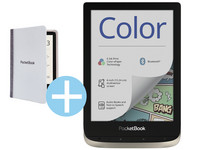 Pocketbook Color E-Reader + Gratis Cover