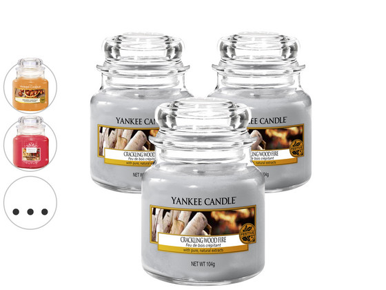 Korting 3x Small Jar | Totaal 120 Branduren
