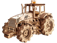Eco Wood Art Tractor
