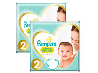Pampers Premium Protection | 2 | 104 Stk.