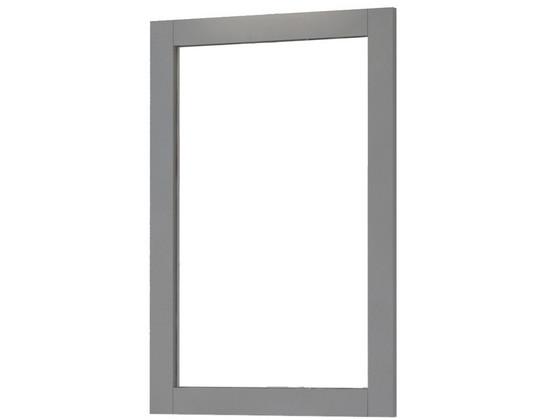 Korting Bino Spiegel | 75 x 50 cm | Puur Grijs