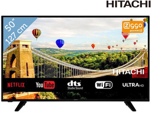 Hitachi 50'' 4K Ultra HD Smart TV