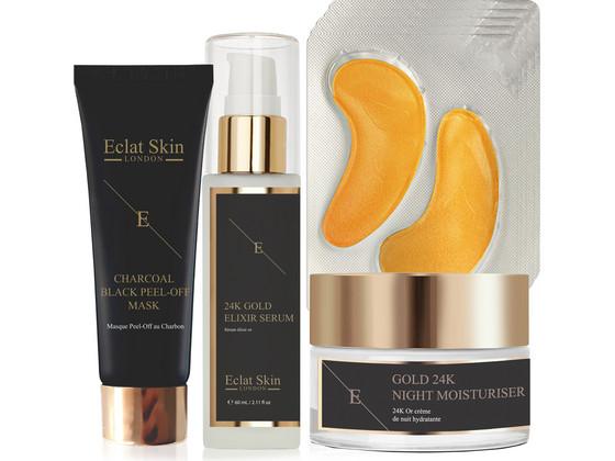 Korting Eclat Skin 24K Total Transformation Set