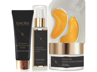 Eclat Skin 24K Total Transformation Set