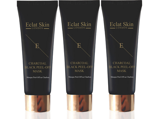 Korting 3x Eclat Skin Black Peel Off Mask