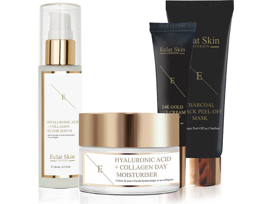 Korting Eclat Absolute Anti Ageing Set 4 delig