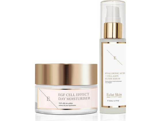 Korting Eclat Skin Morning Hydration Set 2 delig