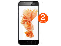 2x iPhone Displayschutzfolie