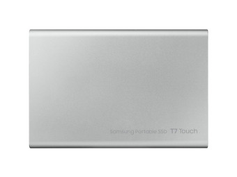 Samsung T7 Touch Draagbare SSD | 500 GB