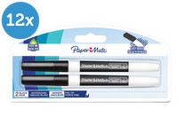 24x Whiteboard Marker | Black