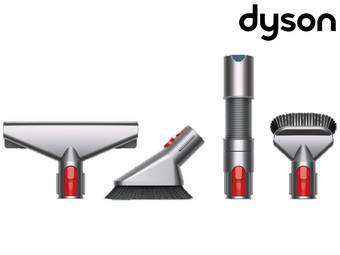 Dyson Toolkit | 4 Accessoires
