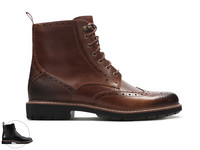 Clarks Batcombe Lord Boots | Heren