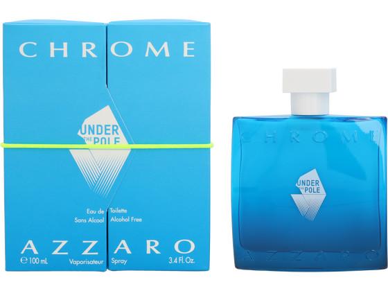 Korting Azzaro Chrome Under The Pole | EdT 100ml