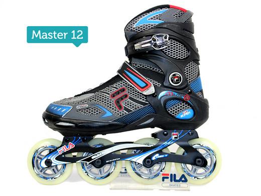 1d52d8a062f Fila inline skates Master 12 voor heren - maat 40.5 - Internet's ...