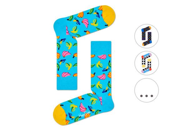 Korting 2 Paar Happy Socks | Fruits | 36 46