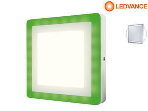 Panel LED Ledvance Color + White | 19 W | 20 cm