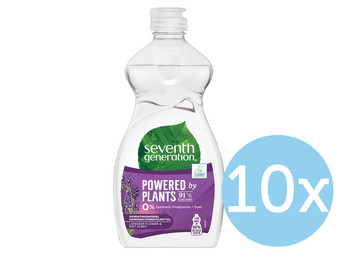 10x płyn do naczyń Seventh Generation | 500 ml