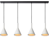 Lampa Lucide Gipsy | 4x E27