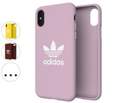 Canvas iPhone 6/6s/ 7/8/SE/X/XS/XR Hoesje