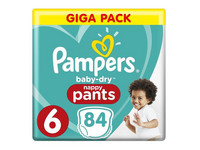 Pampers Baby Dry Pants | Maat 6 | 84 st.