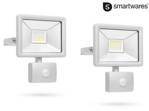 2x lampa Smartwares Security | 20 W
