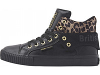 British Knights Roco Leopard Sneakers