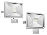 2x lampa Smartwares Security | 50 W