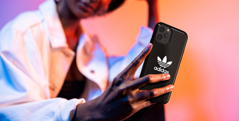 Adidas Canvas iPhone Hoesjes