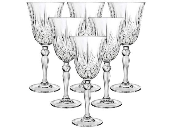 Korting 6x RCR Melodia Wijnglas