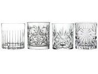 4x RCR Mixology Tumbler | 320 ml